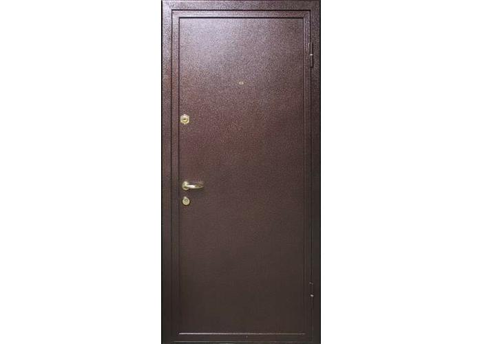 двери уличные входные с порошковым